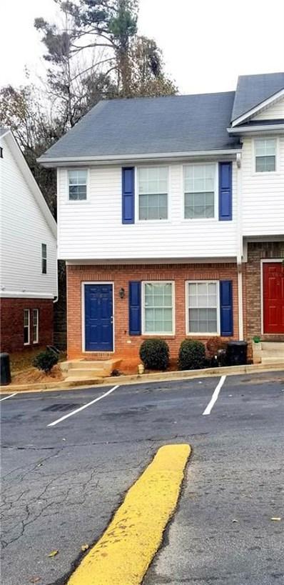3609 Ginnis Road UNIT 1, Atlanta, GA 30331 - MLS#: 6105822