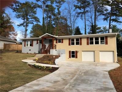1463 Sagamore Drive NE, Atlanta, GA 30345 - MLS#: 6106097