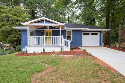 2384 Mellville Avenue, Decatur, GA 30032 - #: 6106182
