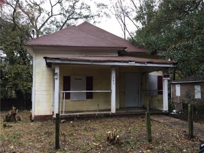 863 Beutell Street NW, Atlanta, GA 30314 - MLS#: 6106264