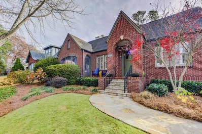 815 Yorkshire Road NE, Atlanta, GA 30306 - #: 6106376