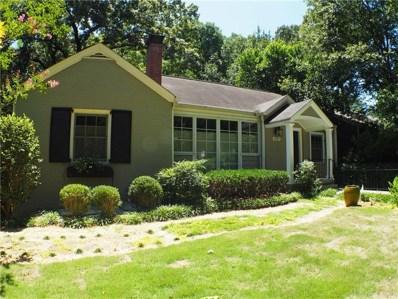 1337 Emory Road NE, Atlanta, GA 30306 - MLS#: 6106732