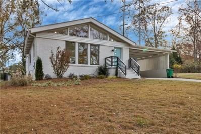2203 Tanglewood Road, Decatur, GA 30033 - MLS#: 6107080