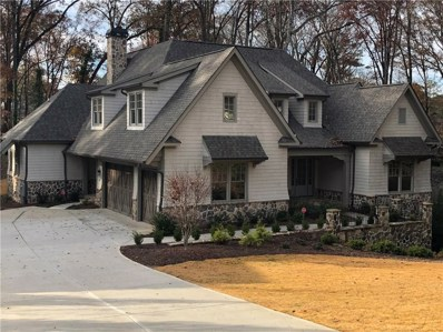 488 Twin Springs Road NW, Atlanta, GA 30327 - #: 6107166
