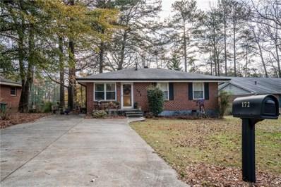 172 N Woodland Drive, Atlanta, GA 30340 - #: 6107192