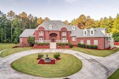 296 Old Ford Road, Fayetteville, GA 30214 - MLS#: 6107330