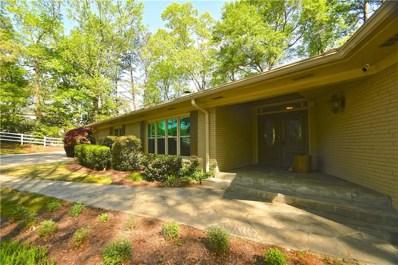 1639 Musket Ridge NW, Atlanta, GA 30327 - MLS#: 6107331
