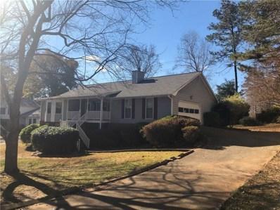 2851 Shiloh Way, Snellville, GA 30039 - MLS#: 6108059