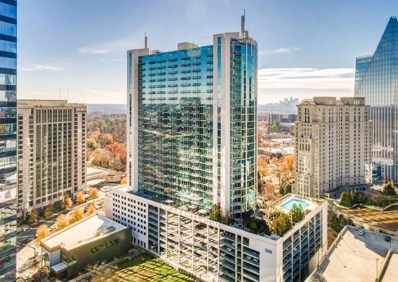 3324 Peachtree Road NE UNIT 2306, Atlanta, GA 30326 - MLS#: 6108351