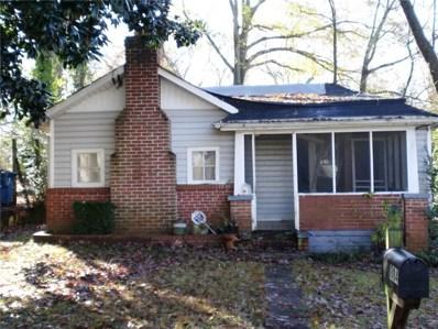 1384 Womack Avenue, East Point, GA 30344 - MLS#: 6109152