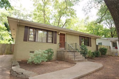 1570 Liberty Avenue SE, Atlanta, GA 30317 - MLS#: 6109325
