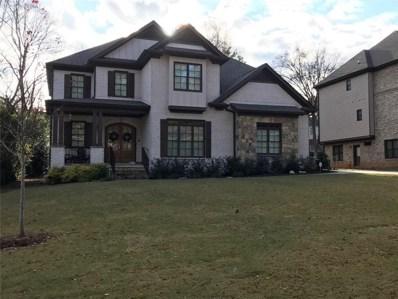 1661 Grove Park Court, Decatur, GA 30033 - #: 6109502