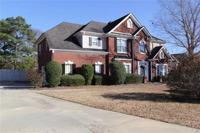 206 Thorn Berry Way, Conyers, GA 30094 - #: 6109769