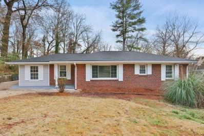 1773 Flintwood Drive SE, Atlanta, GA 30316 - MLS#: 6110023