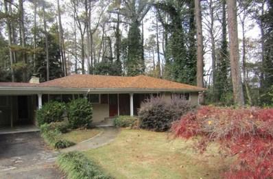 1970 Briarmill Road NE, Atlanta, GA 30329 - #: 6110372