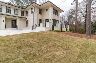 1631 Stonecliff Drive, Decatur, GA 30033 - #: 6110403