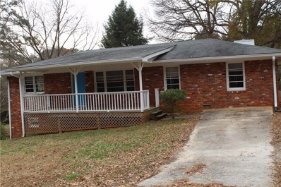 1795 Fairview Drive SW, Austell, GA 30106 - MLS#: 6110482