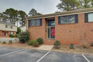 3314 Northcrest Road UNIT A, Atlanta, GA 30340 - MLS#: 6112042