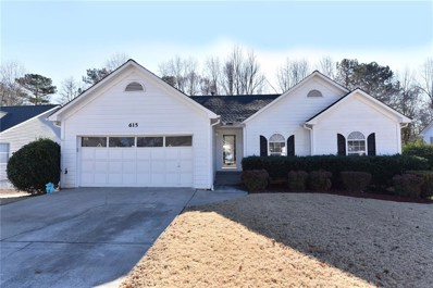 615 Clearwater Place, Lawrenceville, GA 30044 - #: 6112077