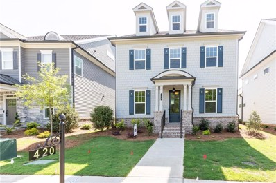 420 Central Park Overlook, Alpharetta, GA 30004 - #: 6112431