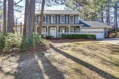 3674 Creekstone Place, Peachtree City, GA 30092 - #: 6113306