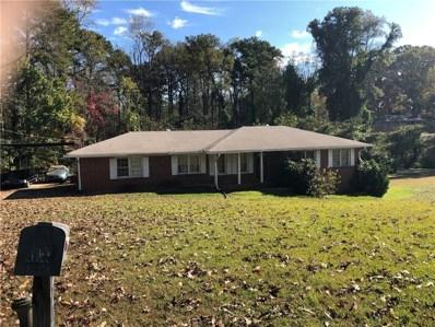 5407 Beaver Drive SW, Mableton, GA 30126 - MLS#: 6113521