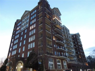 3820 Roswell Road NE UNIT 1002, Atlanta, GA 30342 - MLS#: 6114804