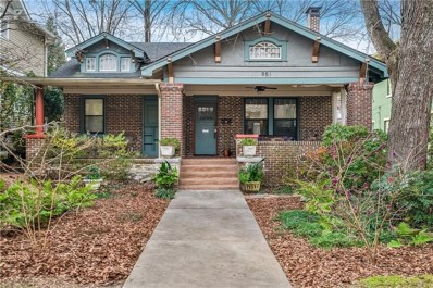 951 Virginia Avenue NE, Atlanta, GA 30306 - MLS#: 6115272