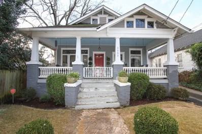 1151 North Avenue NE, Atlanta, GA 30307 - MLS#: 6116223