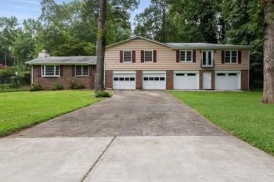 2648 Oak Hill Drive, Marietta, GA 30062 - #: 6116602