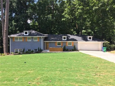1978 Fisher Trail NE, Atlanta, GA 30345 - #: 6116684