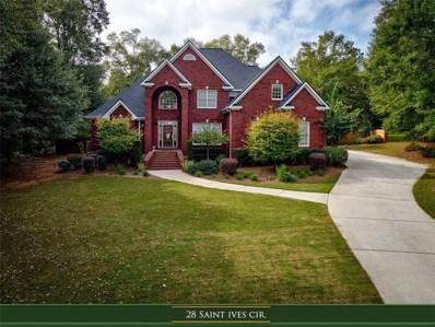 28 Saint Ives Circle, Winder, GA 30680 - MLS#: 6116934
