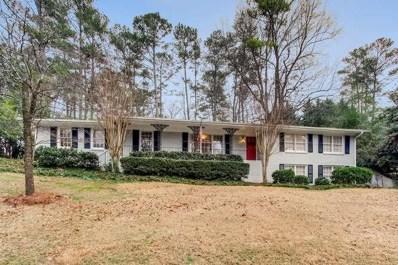 5805 Hilderbrand Drive, Atlanta, GA 30328 - MLS#: 6117169