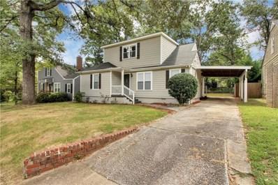 1678 John Calvin Avenue, College Park, GA 30337 - MLS#: 6117350