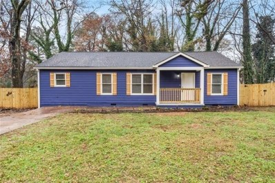 1825 Evans Drive SW, Atlanta, GA 30310 - #: 6117941