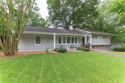 2471 Cove Circle NE, Brookhaven, GA 30319 - MLS#: 6118092