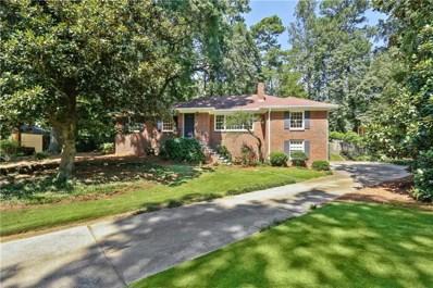 388 Lakemoore Drive NE, Atlanta, GA 30342 - MLS#: 6118134