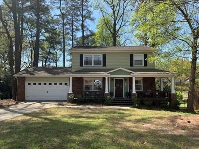 818 Forest Ridge Drive SE, Marietta, GA 30067 - #: 6118475