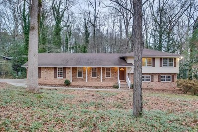 2644 Club Valley Drive NE, Marietta, GA 30068 - #: 6119211