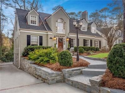 881 Wildwood Road NE, Atlanta, GA 30324 - MLS#: 6119691