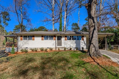 2580 Dering Court NE, Atlanta, GA 30345 - MLS#: 6119801