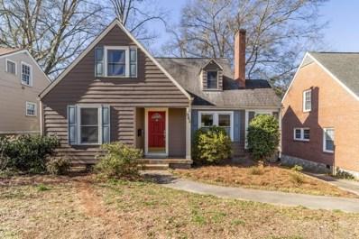 562 Oakdale Road NE, Atlanta, GA 30307 - MLS#: 6119820