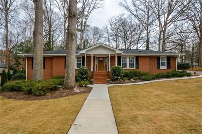 1522 Montevallo Circle, Decatur, GA 30033 - #: 6120440