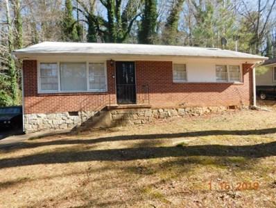 1970 Wells Drive SW, Atlanta, GA 30311 - MLS#: 6120839