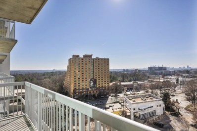 3324 Peachtree Road UNIT 1112, Atlanta, GA 30326 - MLS#: 6120855