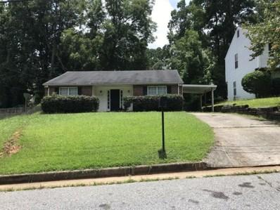 3480 Meadowlane Circle SW, Atlanta, GA 30331 - MLS#: 6121040