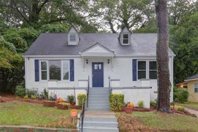 1636 Alvarado Terrace SW, Atlanta, GA 30310 - MLS#: 6121055