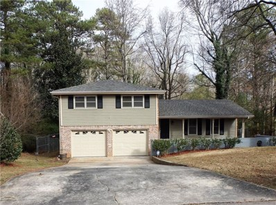 3980 Stoneview Circle, Stone Mountain, GA 30083 - MLS#: 6121082
