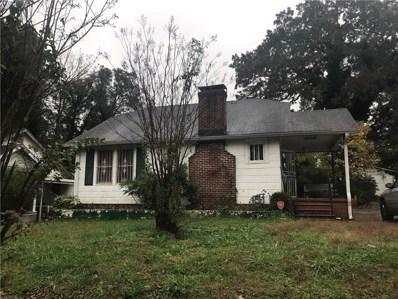 1002 Burns Drive SW, Atlanta, GA 30310 - MLS#: 6121171