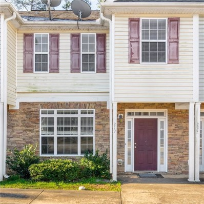 219 Timber Wolf Trail, Griffin, GA 30224 - MLS#: 6121526